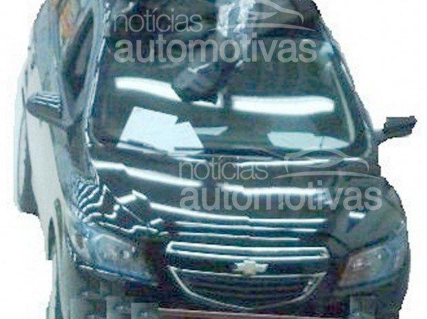 Fotos del nuevo Chevrolet Onix 2013 para Argentina