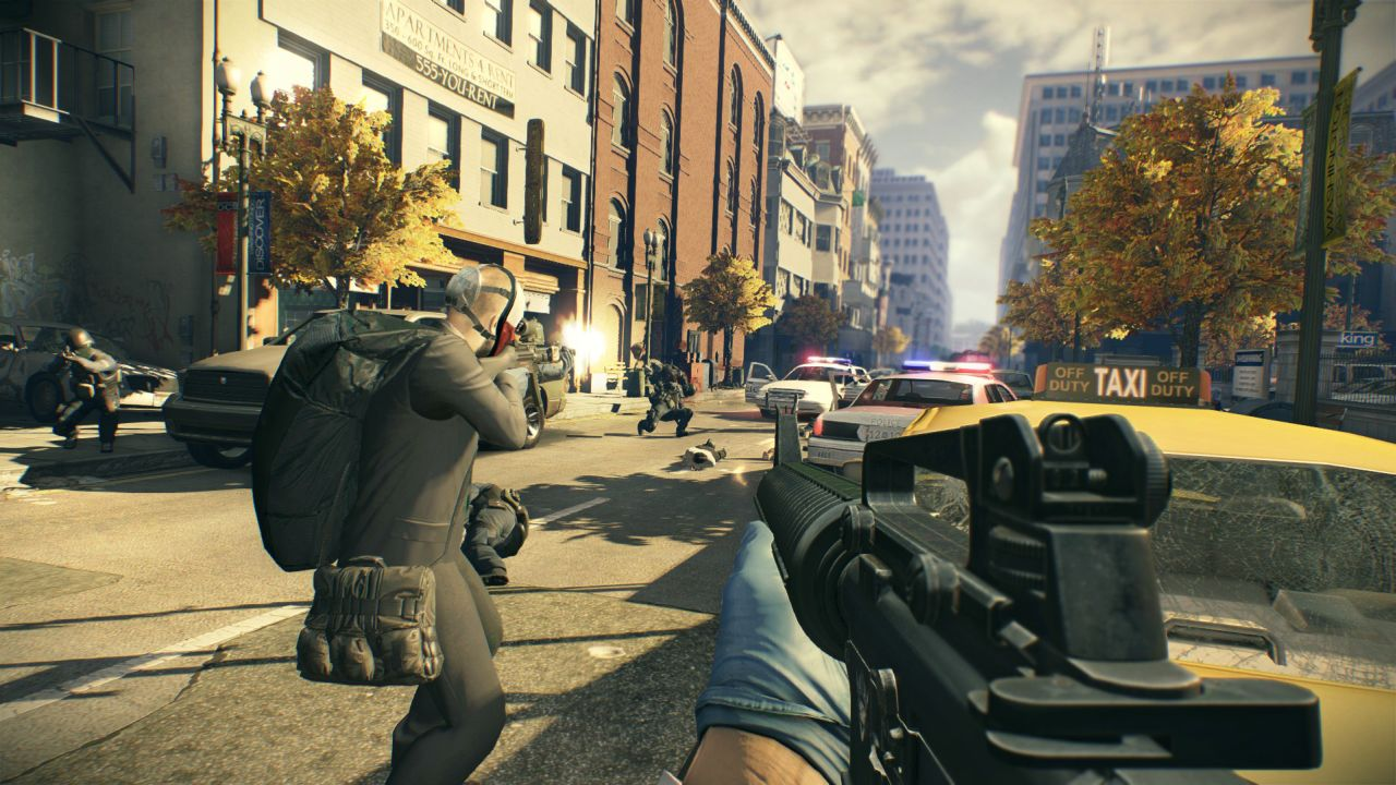 Payday 2 Screenshots