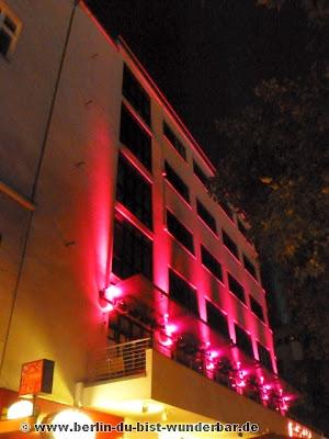 fetival of lights, berlin, illumination, 2012, Hard Rock Cafe