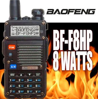 Baofeng BF-F8HP