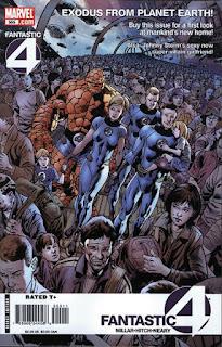 Fantastic Four #555
