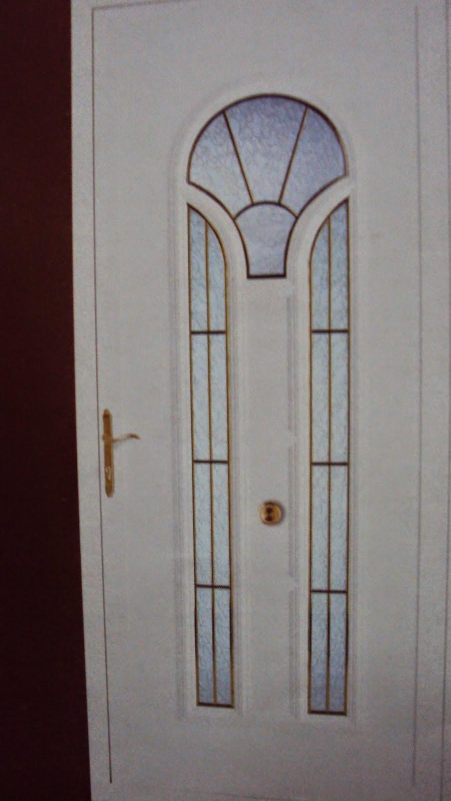 Aluminio y cerrajer a abel y cesar santiuste de san juan - Puertas de dos hojas ...