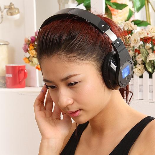 Беспроводные стерео Bluetooth наушники Suobo K33 по супер-низкой цене
