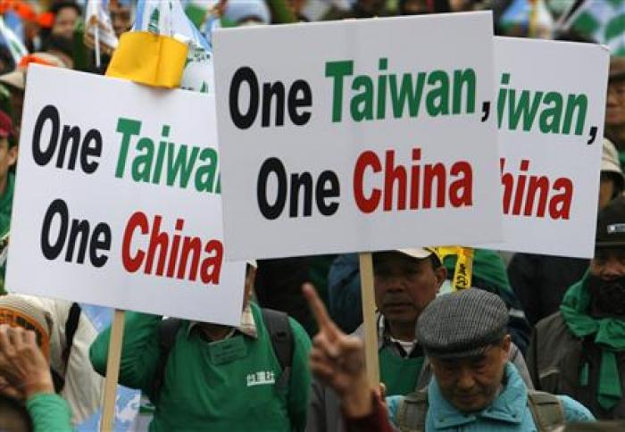 Uncharted Strait  The Future of China Taiwan Relations   Foreign