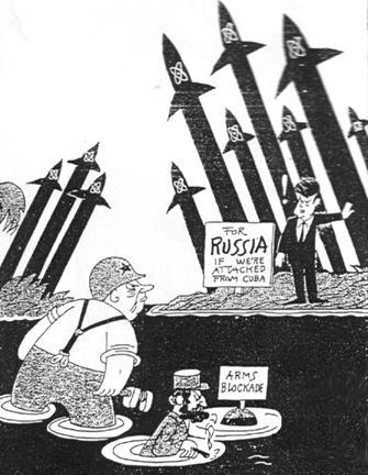cold war essay cuban missile crisis