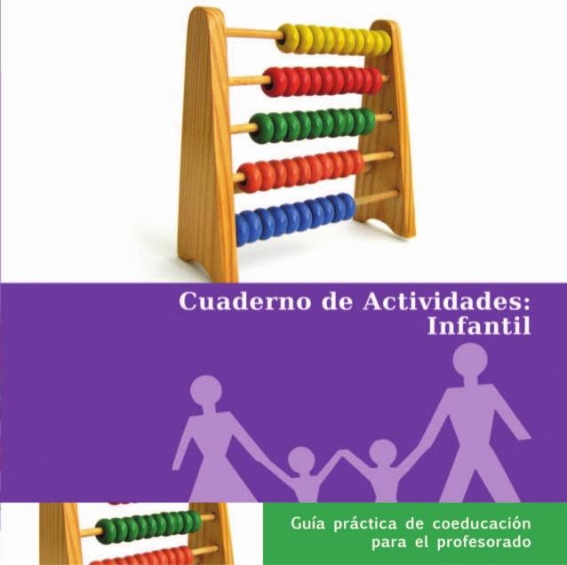 Guía práctica coeeducación. Infantil