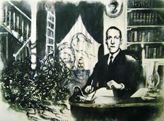 Jonathan Zuchowski, H.P. Lovecraft