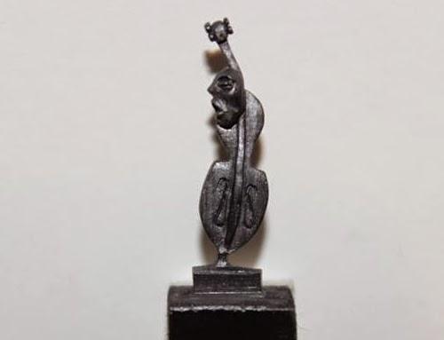13-Jarek-Lenski-Graphite-Lead-Pencils-made-into-Complex-Sculptures-www-designstack-co