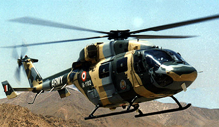 Defence Blog - Satyamev Jayate: Indian Army Helicopters - Dhruv, Rudra ...