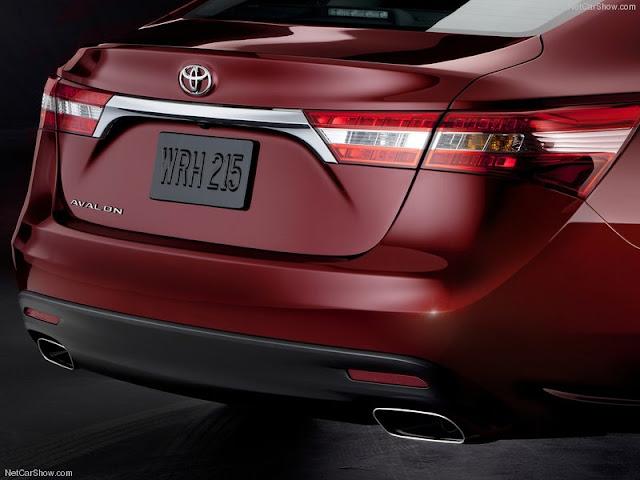 سيارة تويوتا أفالون 2013 .. الجديدة كلياً Toyota-Avalon_2013_8