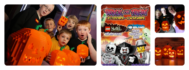 Legoland Discovery Centre Family Ticket Giveaway