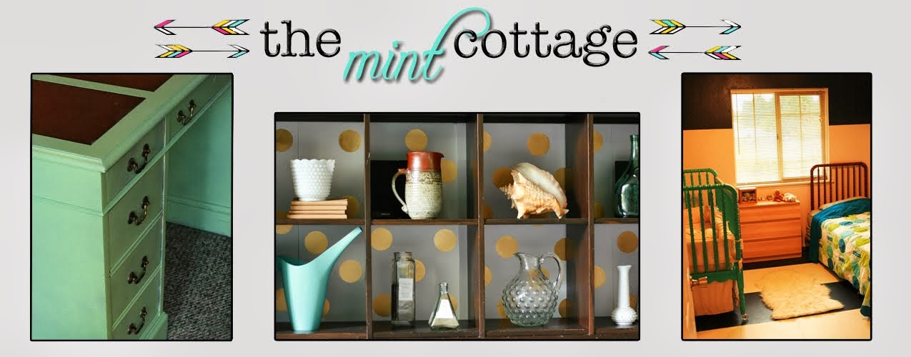 the mint cottage