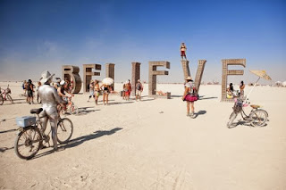 Burning Man- magrush.com