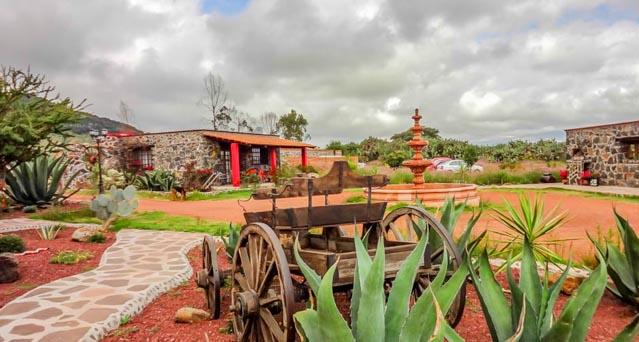 Ranch Mexiko