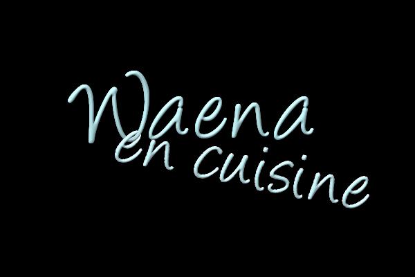 Waena en cuisine
