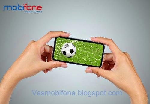 Dịch vụ mBongda Mobifone