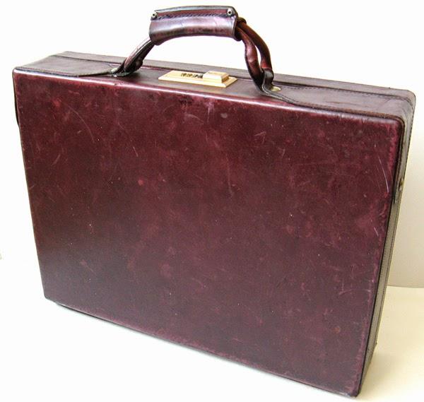 closet hartmann briefcase vintage hartman luggage