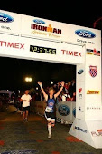 Finishing Ironman Arizona
