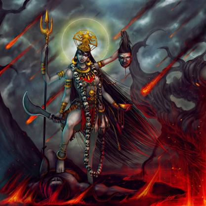 Maa Kali ki Poojan Vidhi