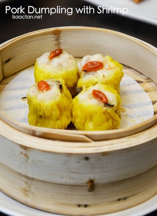 Pork Dumpling with Shrimp - RM10.80