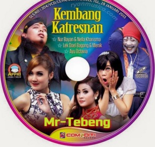 Nur Bayan Album Kembang Katresnan 2015