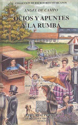 Club De Pensadores Universales La Rumba De Angel Del Campo Micros