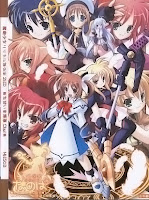 download Mahou Shoujo Lyrical Nanoha 2nd