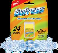 Gofress Mangga Menghilangkan Bau Mulut