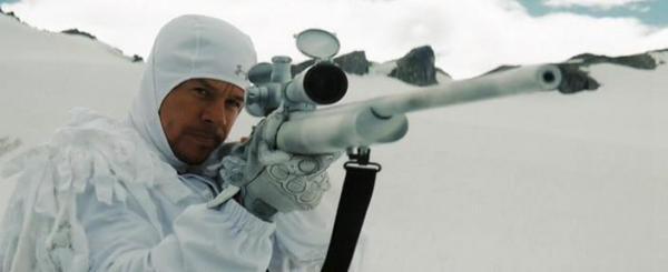 Фильм Стрелок. В кадре Винтовка М40АЗ