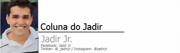 """""""Coluna do Jadir"""" - Gazeta do Triângulo"""