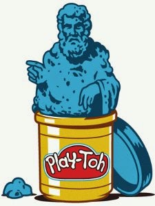 Plato, Playdoh, Philosophy