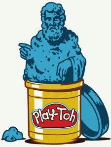 Plato, Playdoh, Philosophy