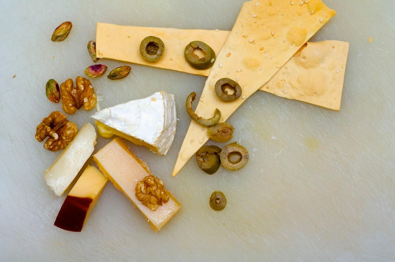 A Cheese Course