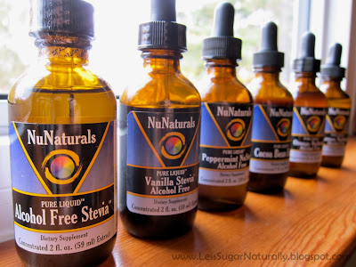 Nunaturals stevia review