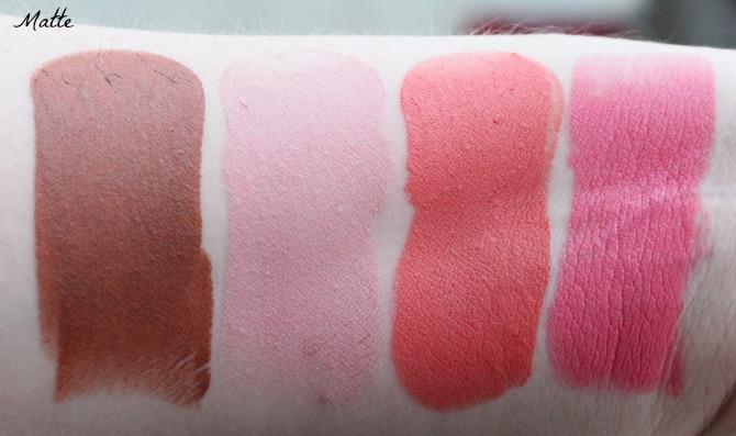 Makeup Revolution The One matte blush stick