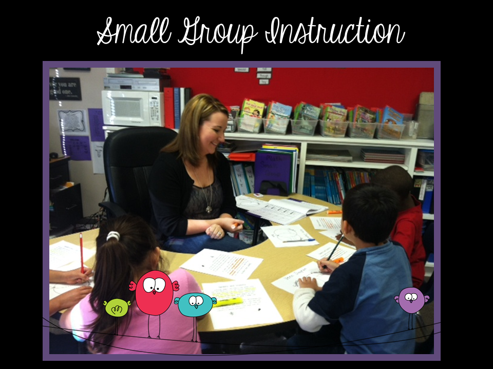 Take A Look At 2nd Grade Small Group Instruction With Andrea Smith