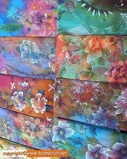 Batik Sutera Terengganu Online