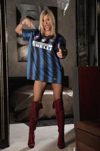 Inter Milan fan and porn star Klarisa Leone is set to run her own club