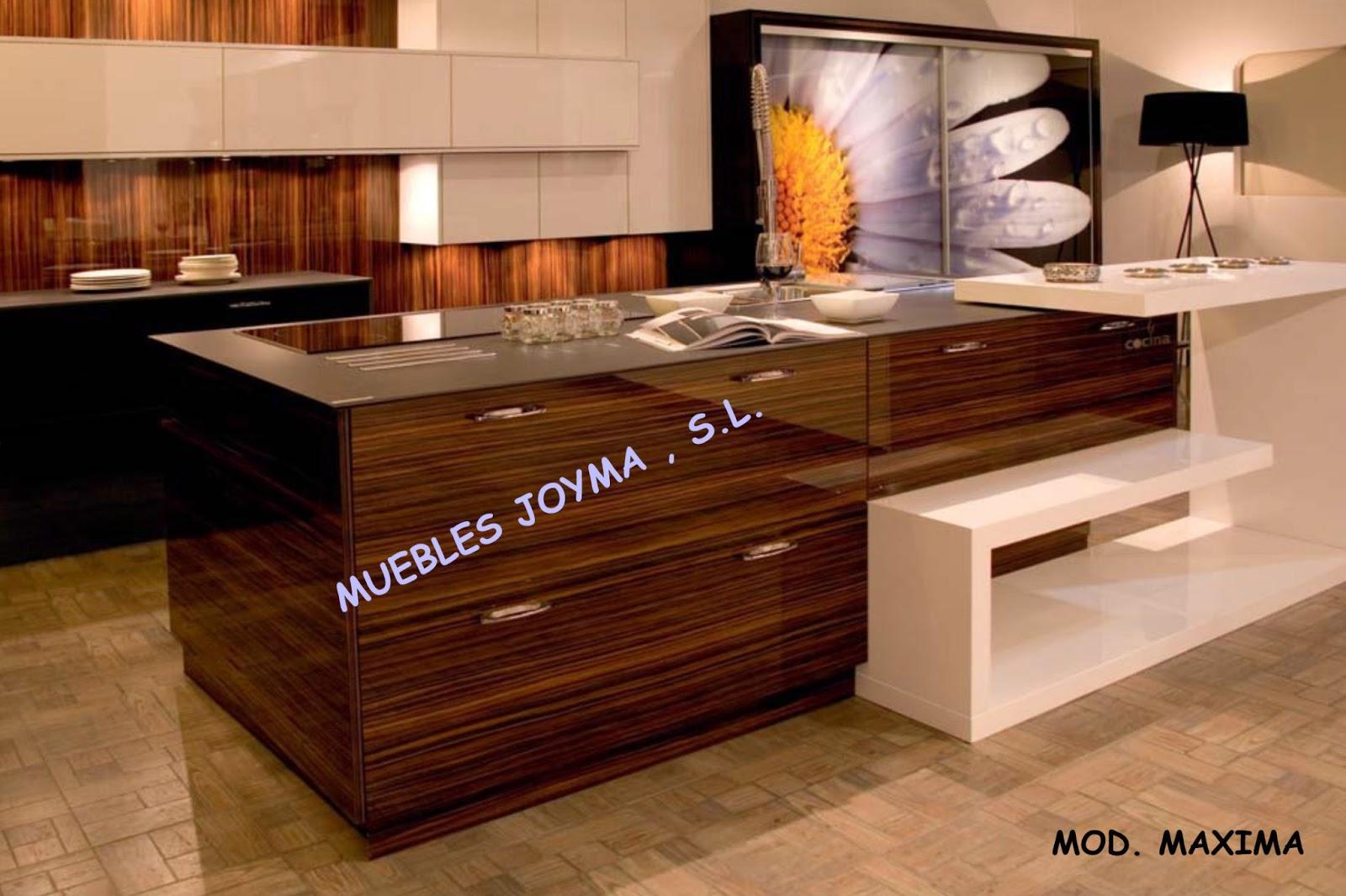 Muebles joyma s l muebles de cocina for Muebles de cocina en l