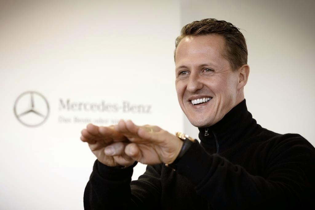 Michael Schumacher nach Ski-Unfall im Krankenhaus