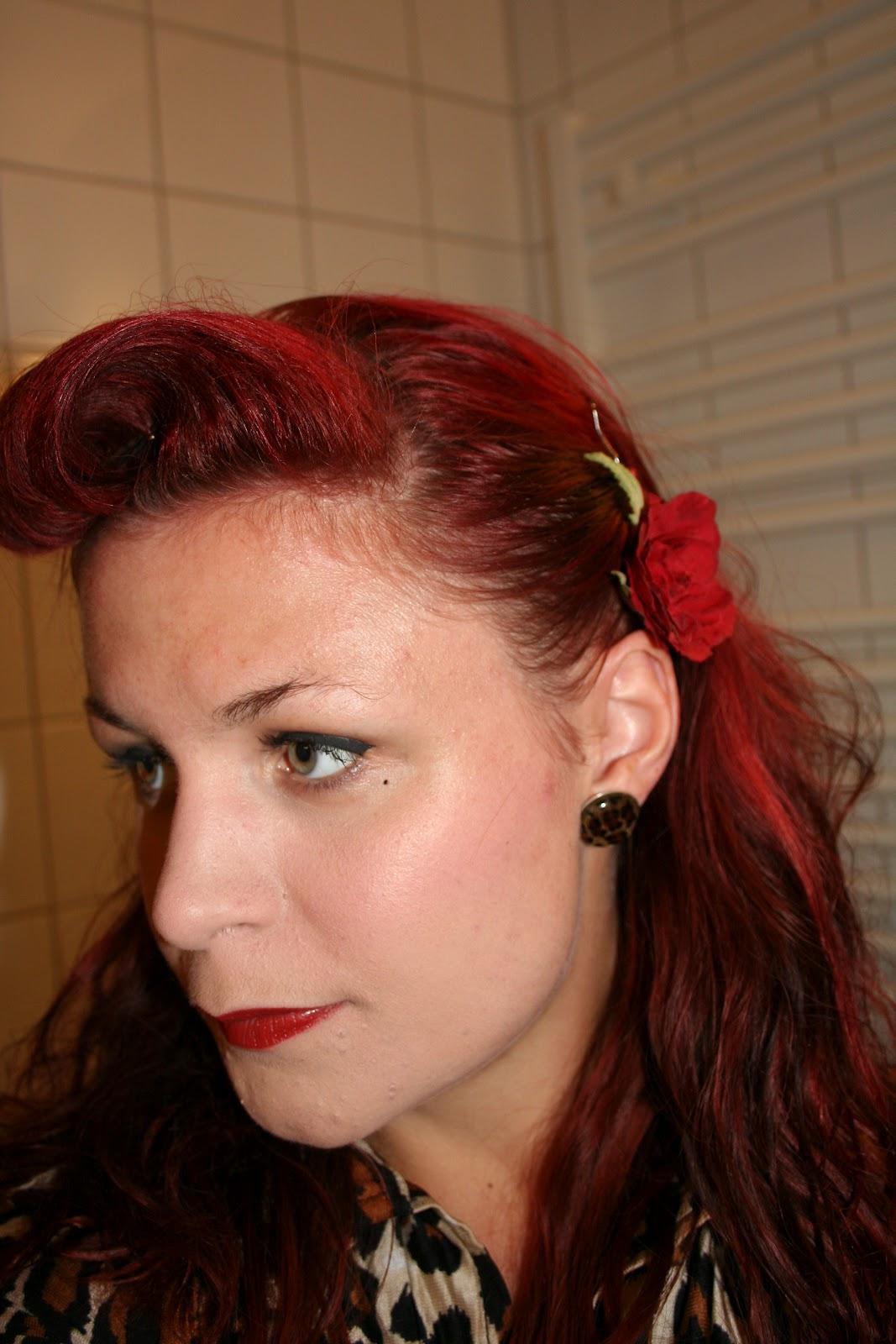 uppkopplad oskuld rött hår