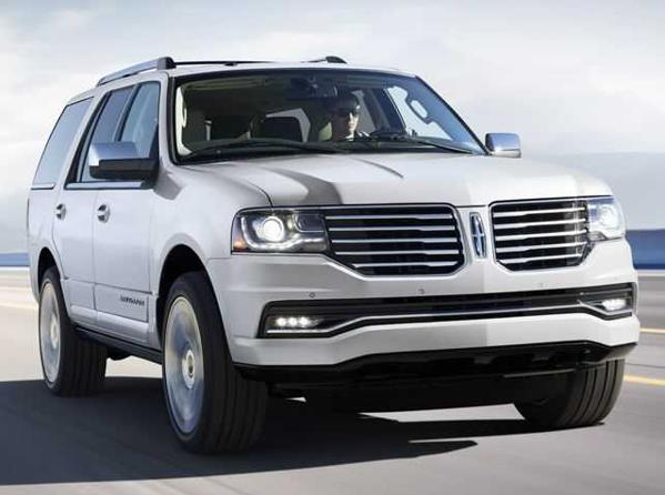 2017 Lincoln Navigator Redesign Price Concept Release Date