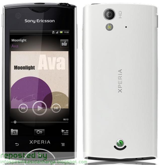 Harga Sony Ericsson Xperia Ray ST18i Hp Terbaru 2012 - Info Harga dan ...