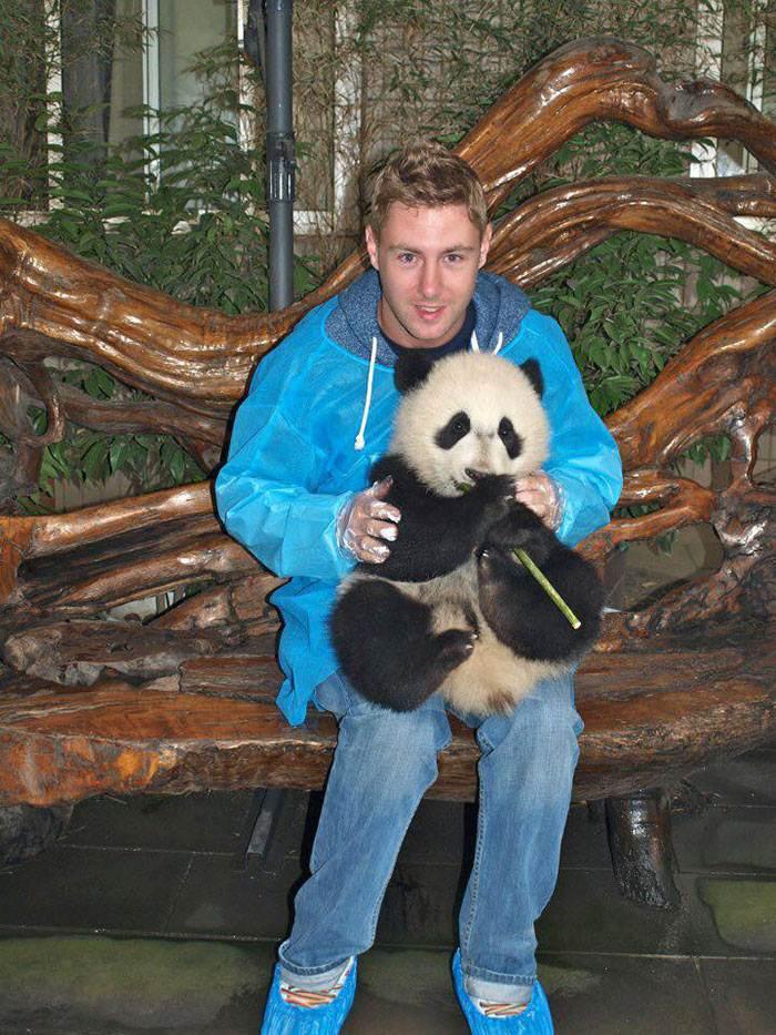 johnny ward panda