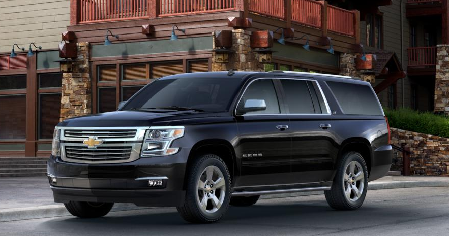 2015 Chevrolet Tahoe | Car Review and Modification