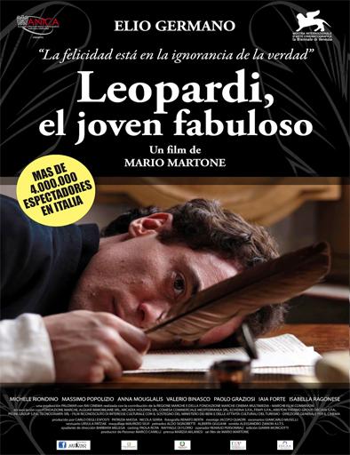 Ver Leopardi, el joven fabuloso (2014) Online