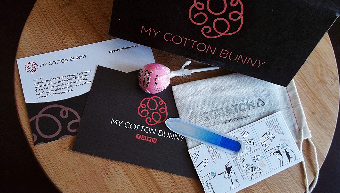 My Cotton Bunny subscription service
