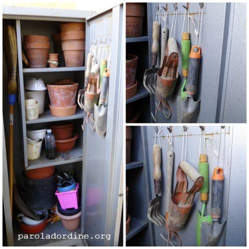 lastanzaverdedicri armadio porta vasi