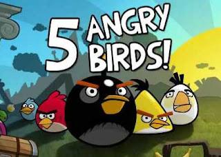 Menurut pembuatnya, cerita kartun angry bird ini adalah tentang cerita ...