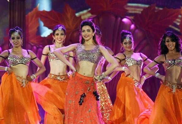 Deepika Padukone - IIFA Awards 2014 Hot Dance Performance Photos